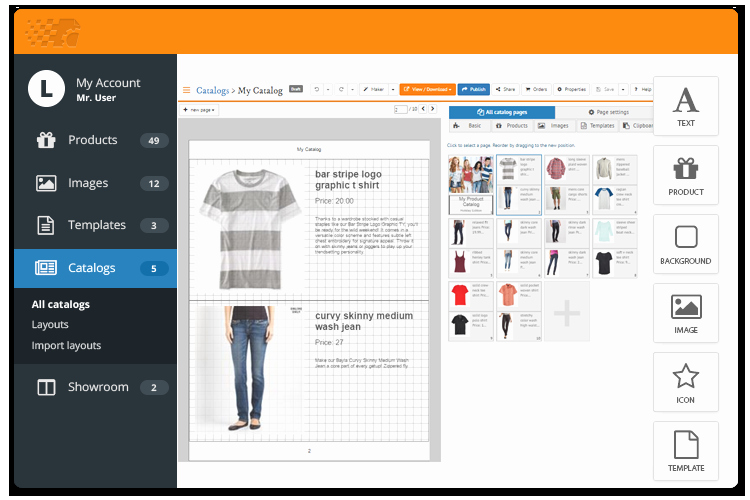 Product Catalogue Template Pdf Fresh Make Line Product Catalogs