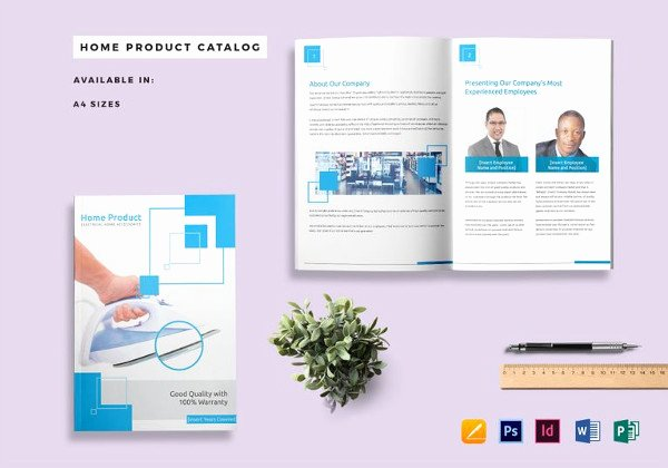 Product Catalogue Template Pdf Inspirational 48 Professional Catalog Design Templates Psd Ai Word