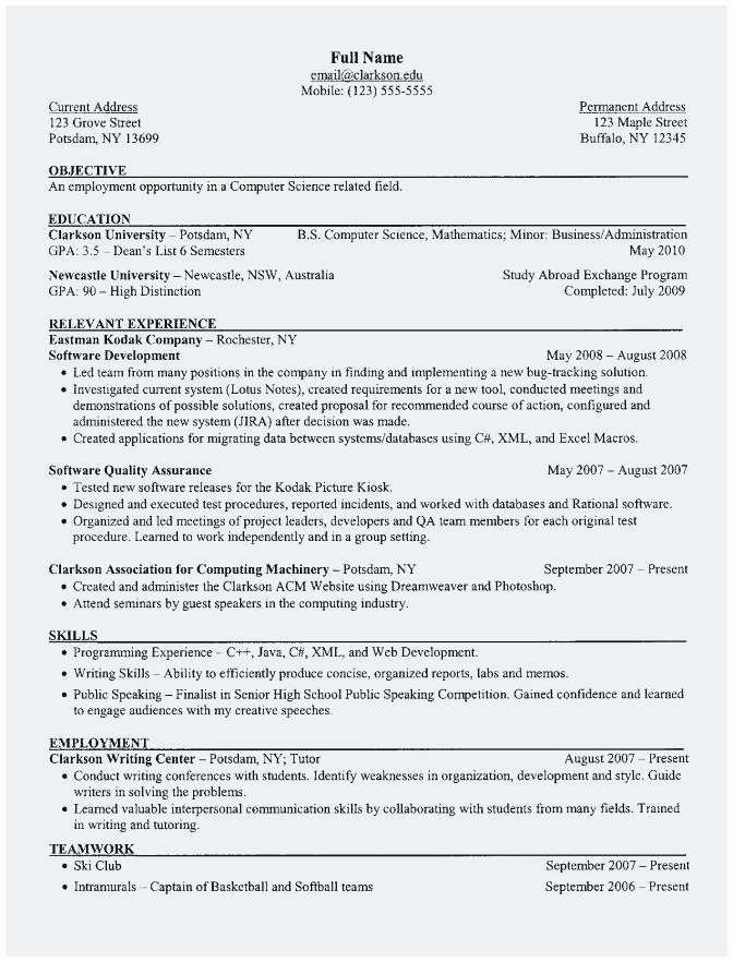 Production assistant Resume Examples Luxury Usyhnews
