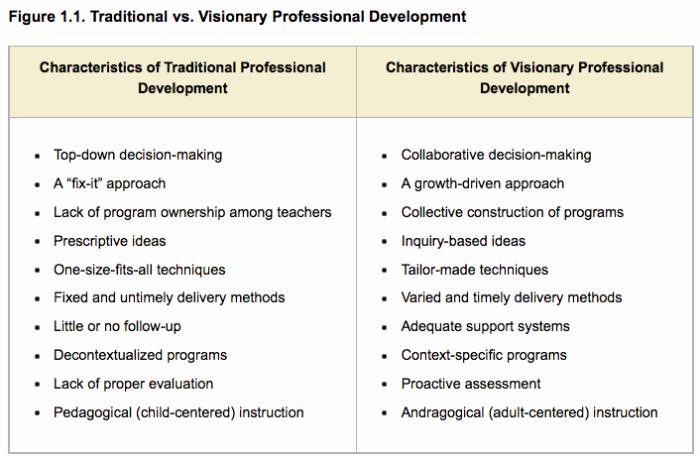 Professional Development Plan Sample for Teachers Lovely Teacher Agency Self Directed Professional Development