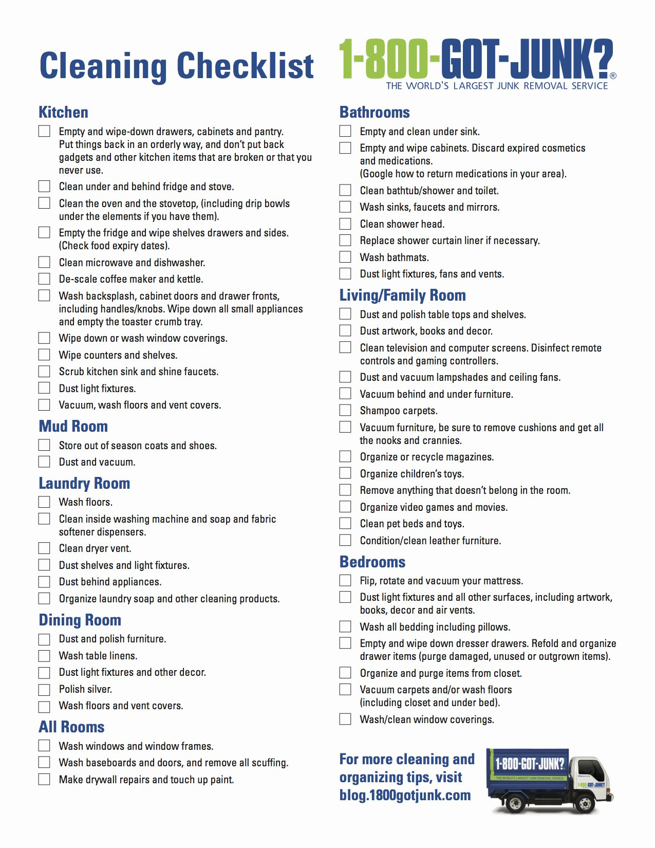 Professional House Cleaning Checklist Printable Fresh Cleaning Checklist