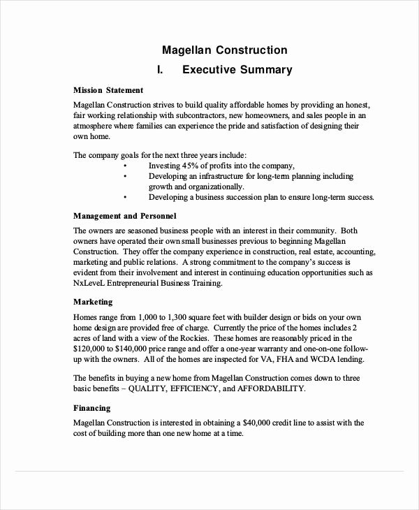 Professional Proposal Template Elegant 58 Business Proposal Examples & Samples Pdf Doc