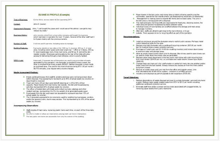Profile Template Word Lovely Pany Profile Sample Templates Create A Professional