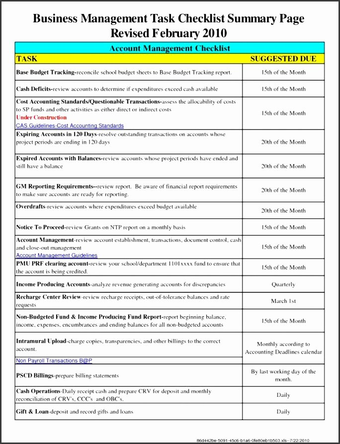 Project Closeout Report Template Inspirational 5 Project Closeout Checklist Template Sampletemplatess