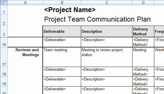 Project Data Sheet Template Luxury 15 Useful Excel Templates for Project Management & Tracking