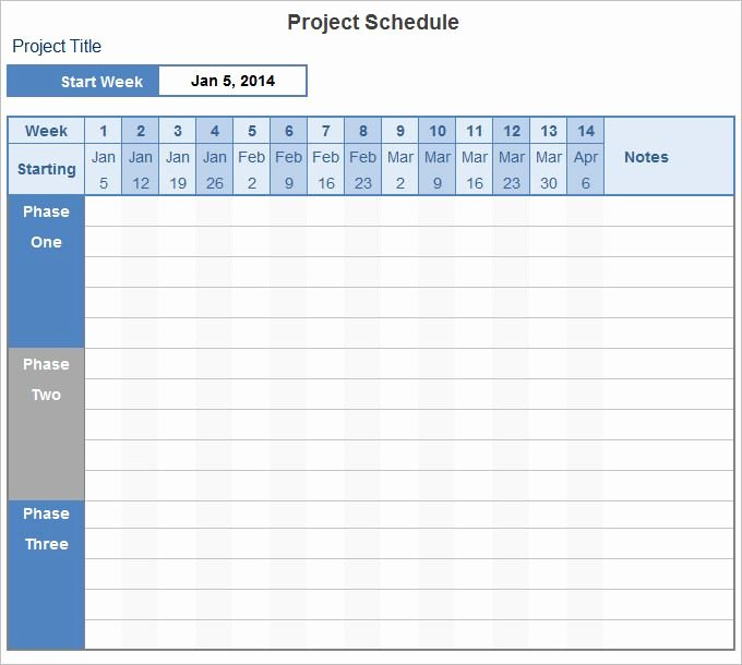 Project Plan Examples Excel Elegant Project Plan Template Excel