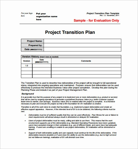 Project Plan Template Excel Free Fresh 29 Project Plan Template Doc Excel Pdf