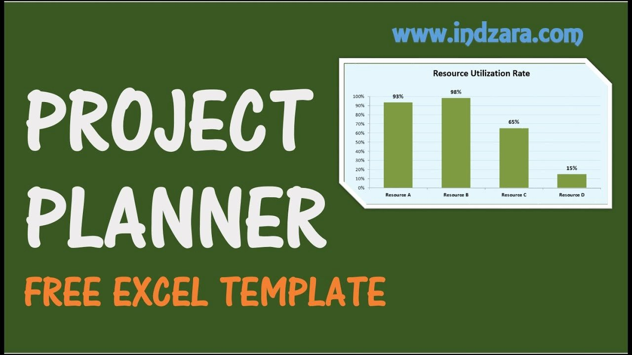 Project Plan Template Excel Free Inspirational Project Planner Excel Template Free Project Plan