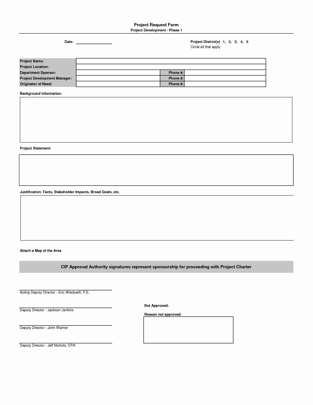 Project Request form Template Inspirational How to Handle Change Request In Project