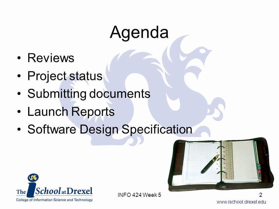 Project Status Meeting Agenda Best Of Info 424 Team Project Practicum Ppt Video Online