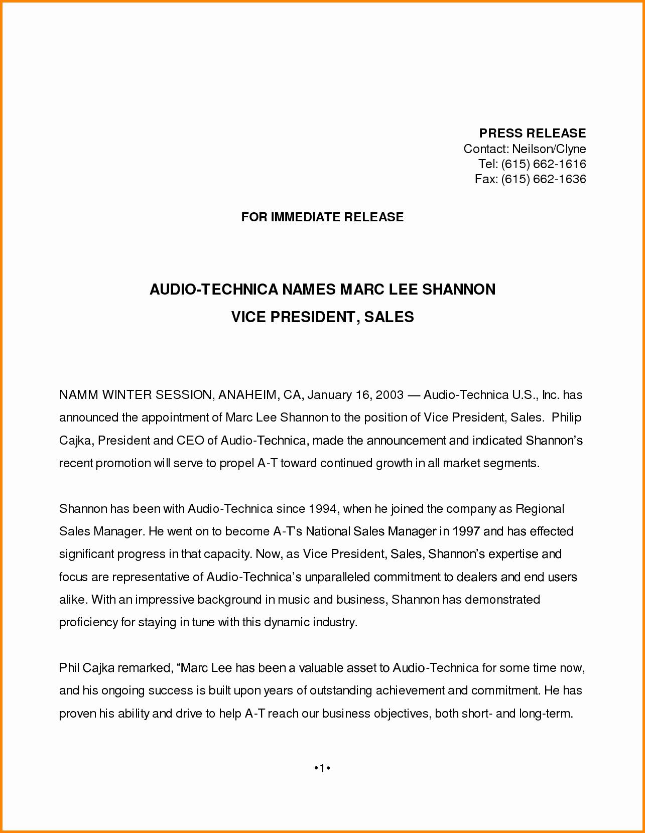 Promotion Announcement Letters Fresh organizational Change Announcement Sample Daily Roabox