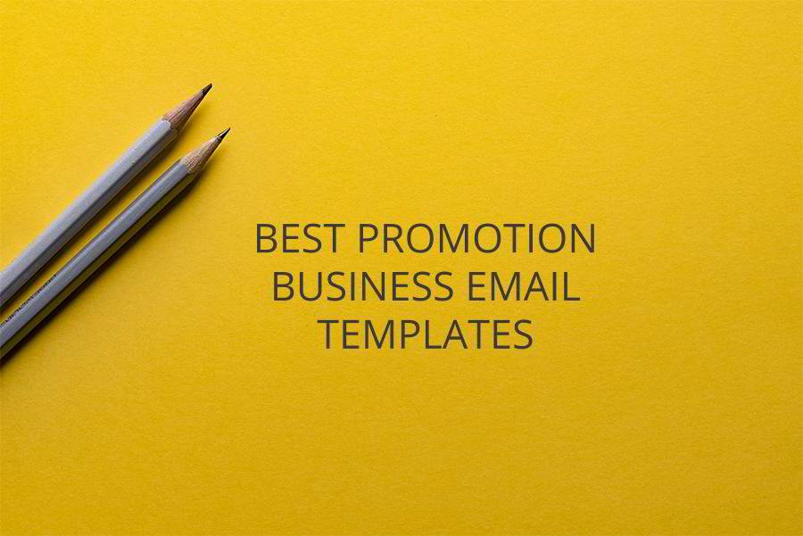 Promotion Announcement Templates New 15 Best Promotion Email Templates for Your Business