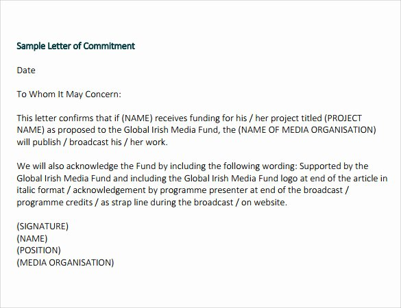 Proof Of Funds Letter Inspirational Sample Proof Of Funds Letter 7 Download Free Documents