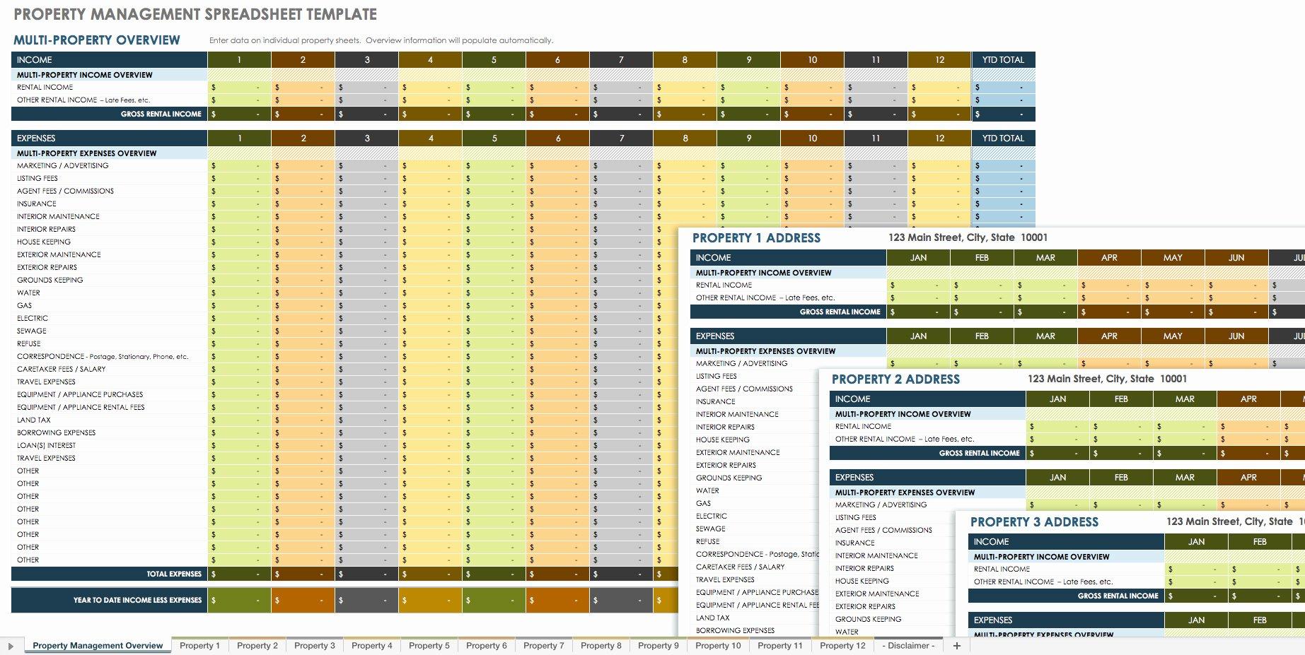 Property Management Maintenance Checklist Template Inspirational Landlord Bookkeeping Spreadsheet Bookkeeping Spreadshee