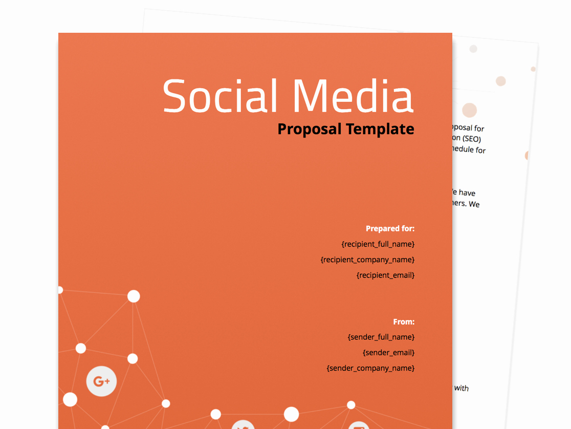 Proposal Outline Template Beautiful Free Business Proposal Templates