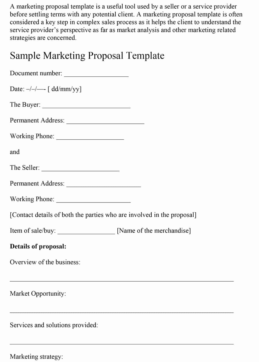 Proposal Outline Template New Choose From 40 Research Proposal Templates & Examples 100
