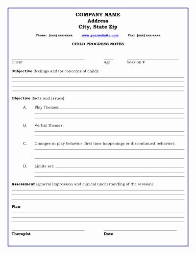 Psychotherapy Progress Notes Template Beautiful 83 Best Images About Documentation On Pinterest