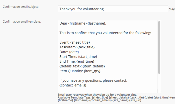 Pto Sign Up Sheet Template Best Of Setting Up Volunteer Sign Up Start Here – Digital Pto