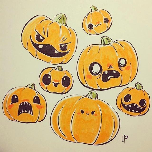 Pusheen Pumpkin Stencil Unique Best 25 Pumpkin Drawing Ideas On Pinterest