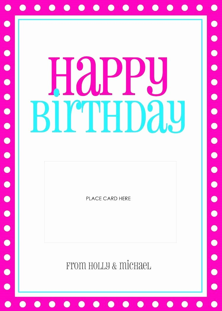 Quarter Fold Card Template Word Fresh Birthday Card Template Word 8 Mind Numbing Facts About