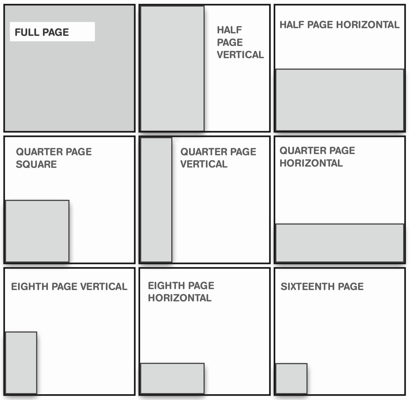 Quarter Page Flyer Template Awesome Program Book Advertising Guidelines Strolling Of the Heifers