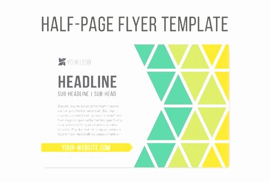 Quarter Sheet Flyer Template Unique 9 Quarter Sheet Flyer Template Word Ityot