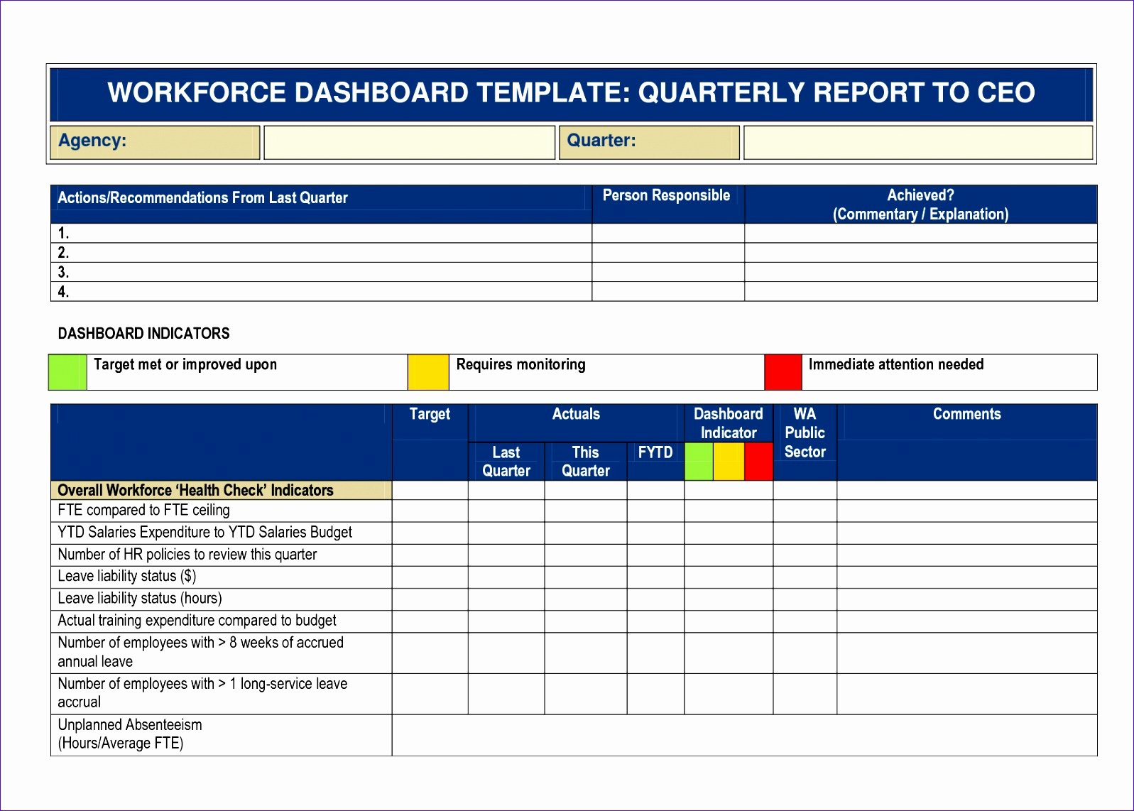 Quarterly Report Example Elegant 14 Excel Check List Template Exceltemplates Exceltemplates