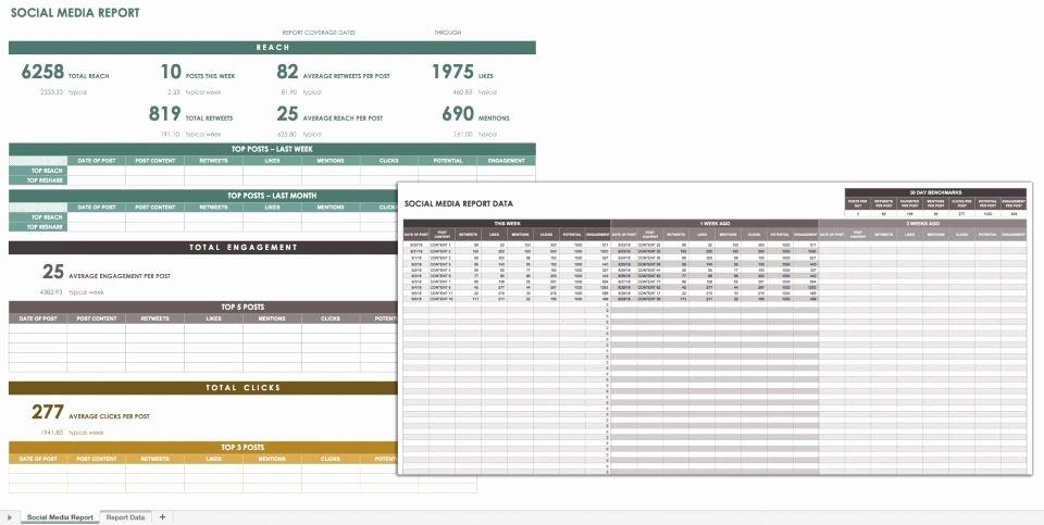 Quarterly Report Template Excel Elegant 32 Free Excel Spreadsheet Templates
