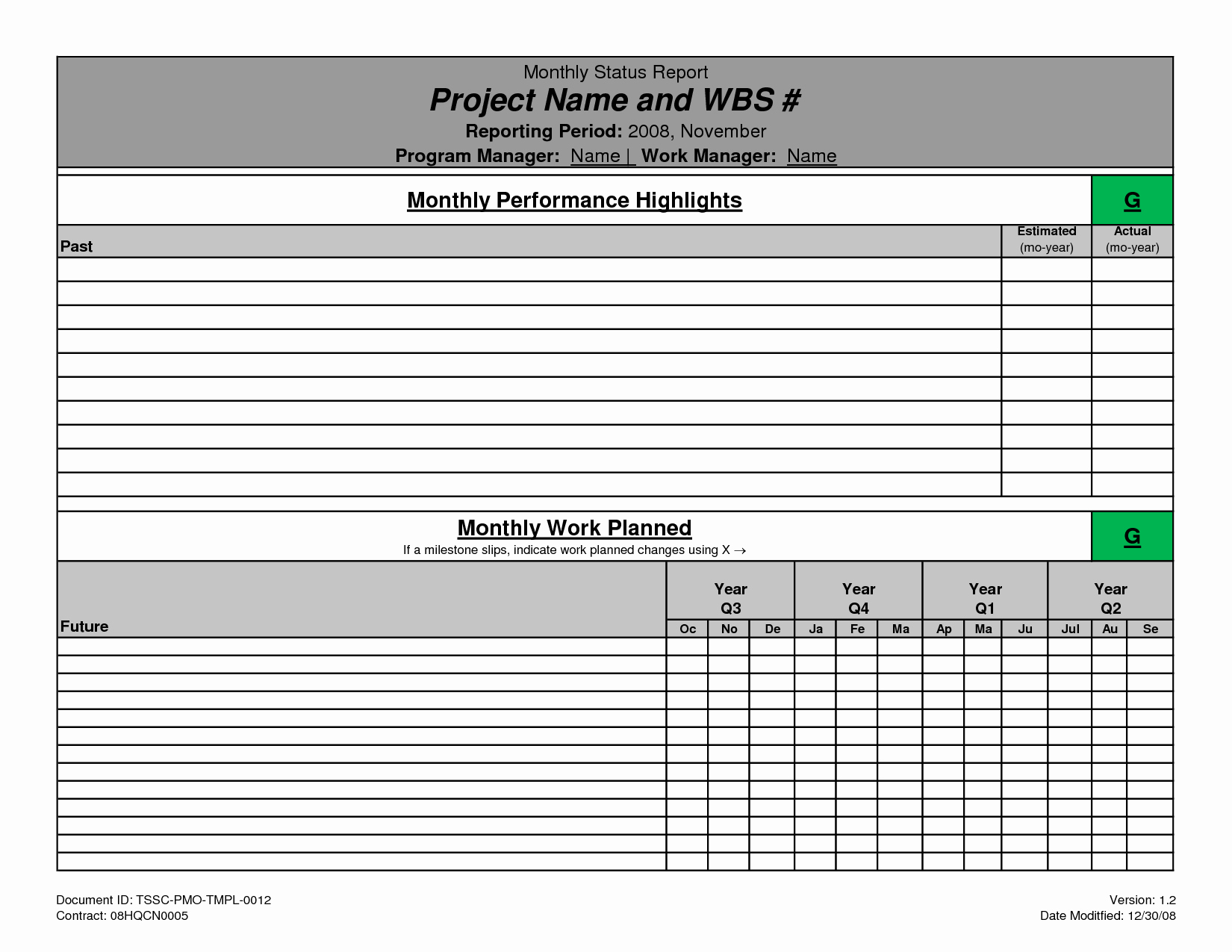 Quarterly Report Template Excel Inspirational Best S Of Monthly Report Template Word Monthly