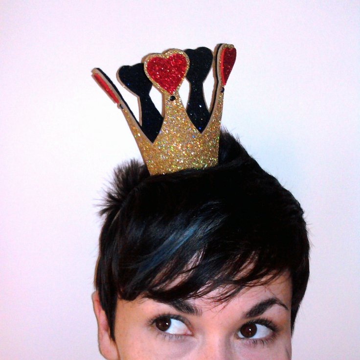 Queen Of Hearts Crown Template Best Of 27 Of Diy Queen Hearts Crown Template