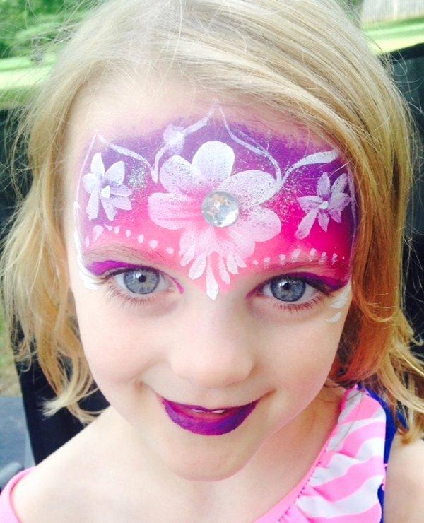 Rachel Hardy Upenn Wharton Awesome Face Painting Philadelphia