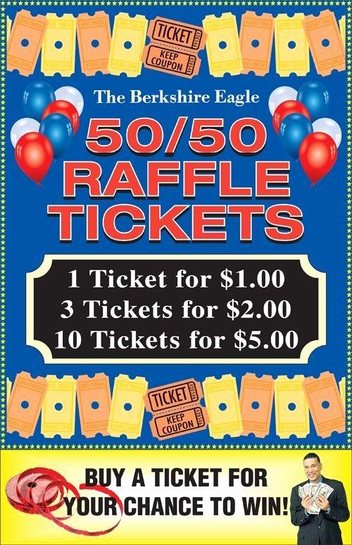 Raffle Flyer Template Luxury 50 50 Raffle Sign Fundraiser