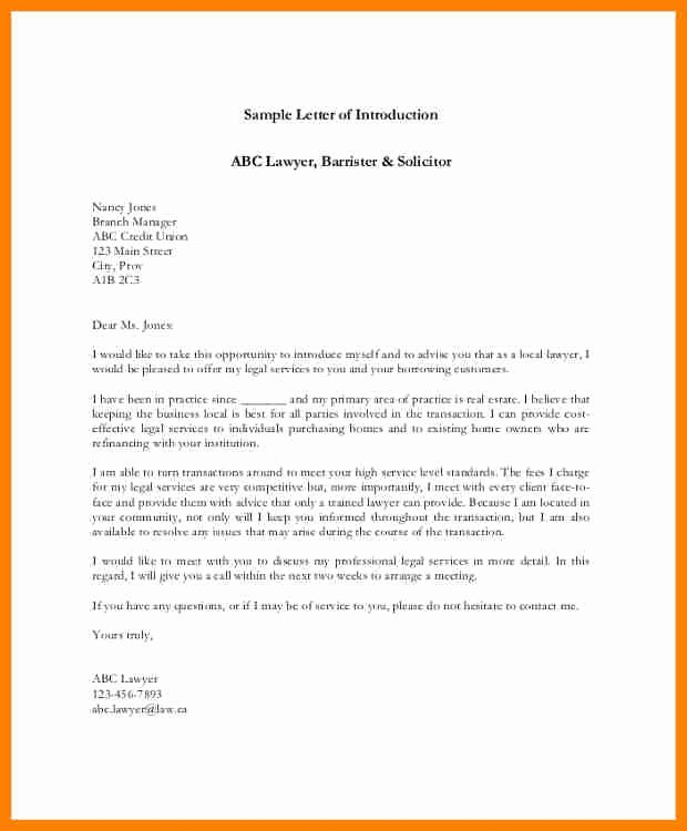 Real Estate Agent Introduction Letter Fresh 8 New Real Estate Agent Introduction Letter