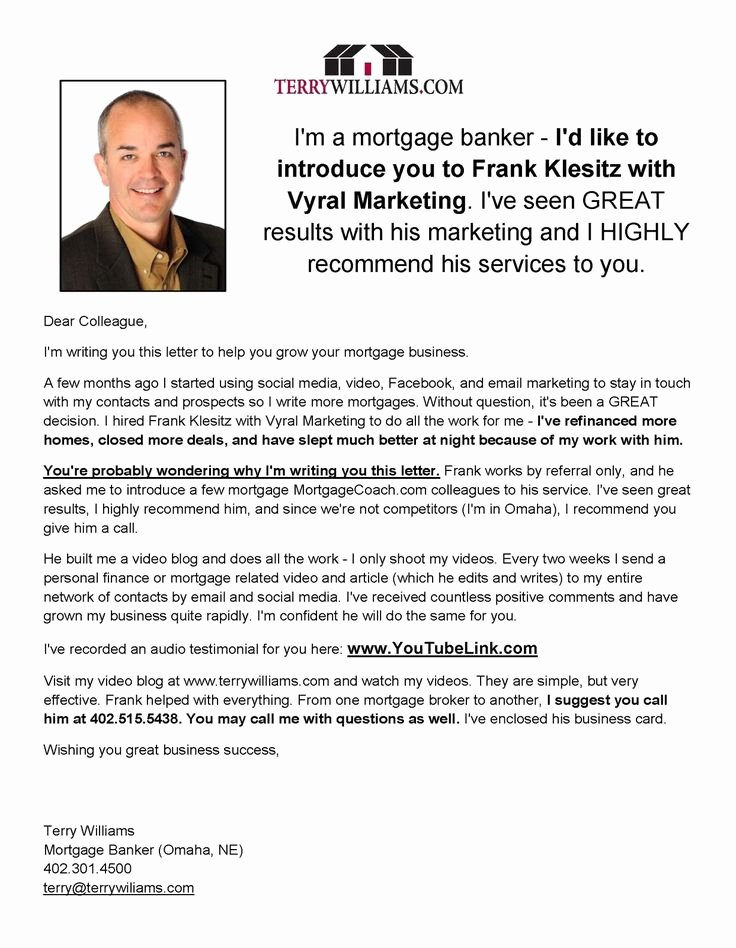 Real Estate Agent Introduction Letter New Real Estate Introduction Letter Sample Vmore Info About