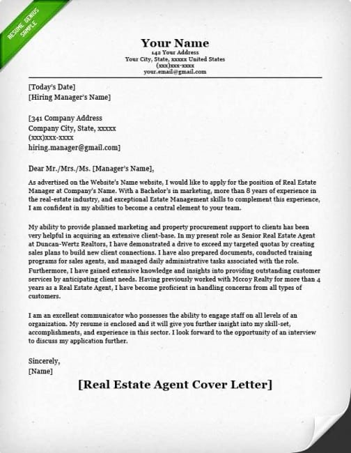 Real Estate Agent Introduction Letter Unique Real Estate Cma Cover Letter