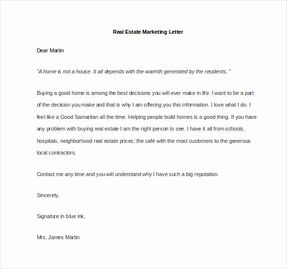 Real Estate Agent Introduction Letter Unique Real Estate Introduction Letter F Resume