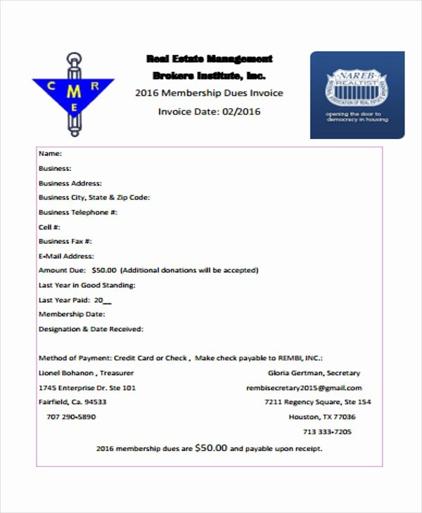 Real Estate Commission Invoice Template Elegant 8 Real Estate Invoice Templates Word Pdf