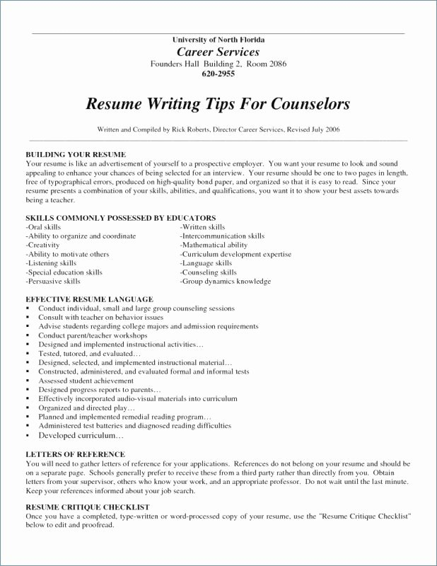 Reentering the Workforce Resume Examples Beautiful 11 12 Returning to Workforce Resume