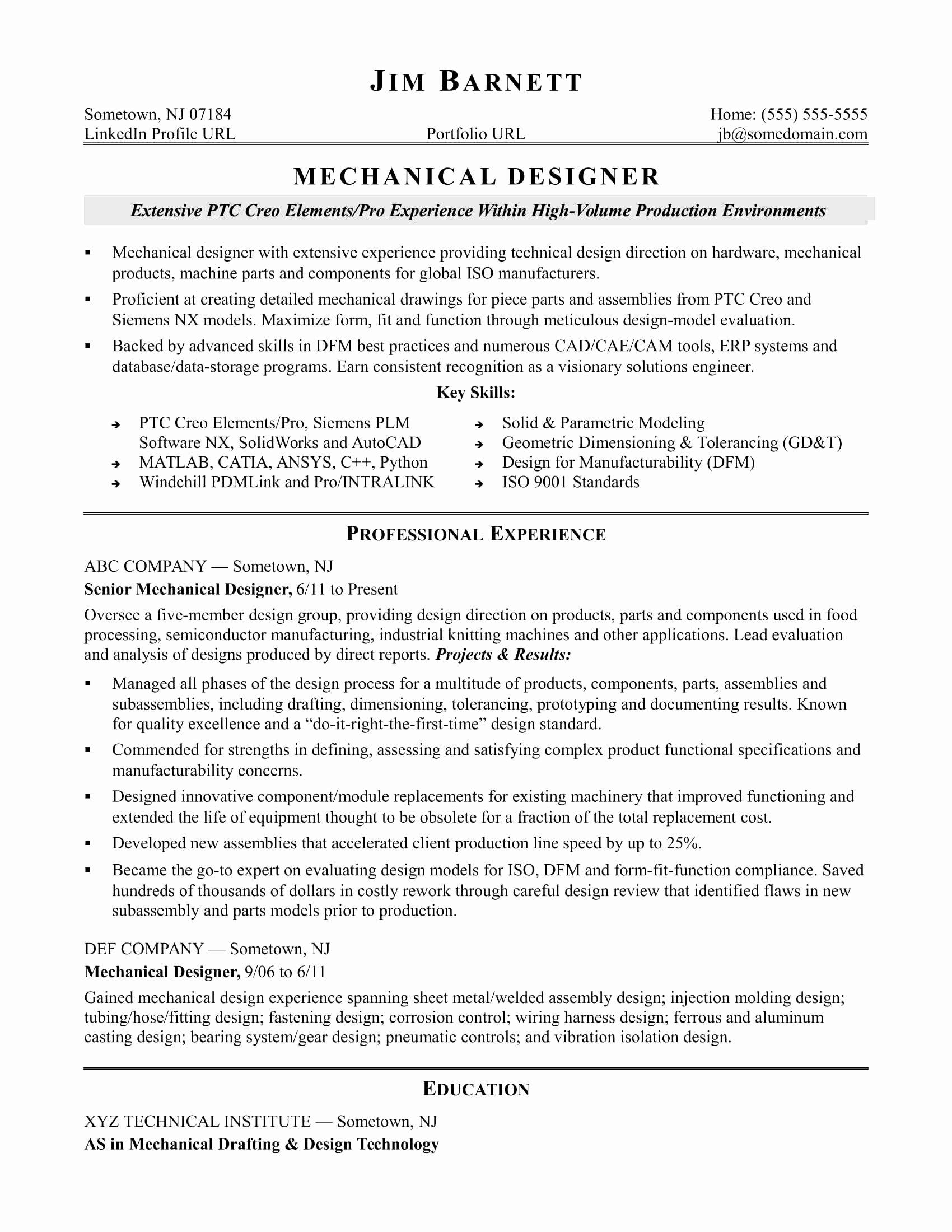 Reentering the Workforce Resume Examples Unique 11 12 Reentering the Workforce Resume Examples