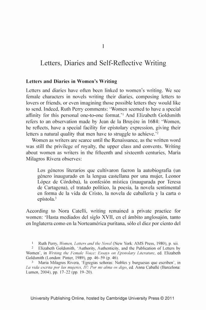 Reflective Letter for English Class Awesome Getting thoughts On Paper Reflecting On Writing