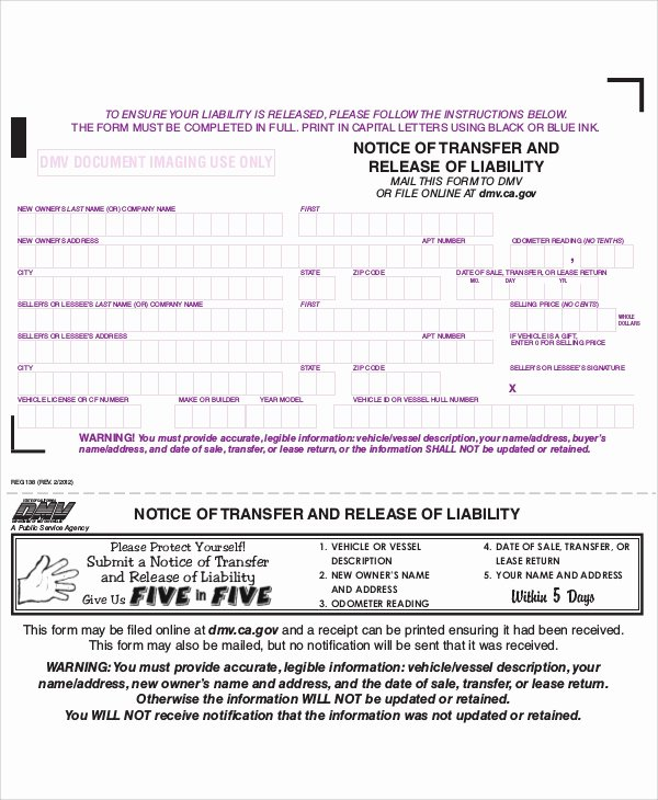 Release Of Liability Template Free Awesome 9 Free Release Of Liability form Samples