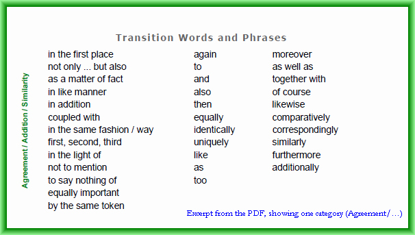 Research Paper Transition Words Beautiful Transitional Words for Essays College Homework Help and