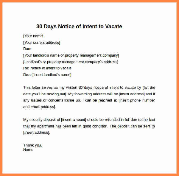 Resignation Letter 30 Days Notice Awesome 6 Resignation Letter with 30 Days Notice Period