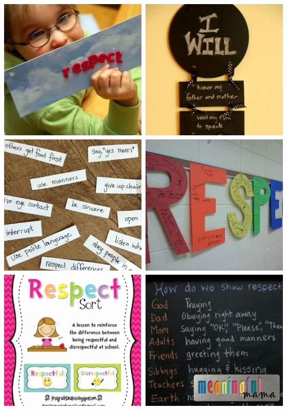 Respect Essay for Kids Awesome 20 Ways to Teach Kids About Respect Parenting
