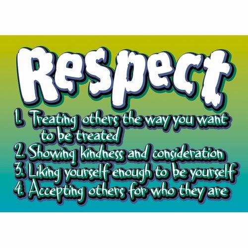 Respect Essay for Kids Elegant Respect