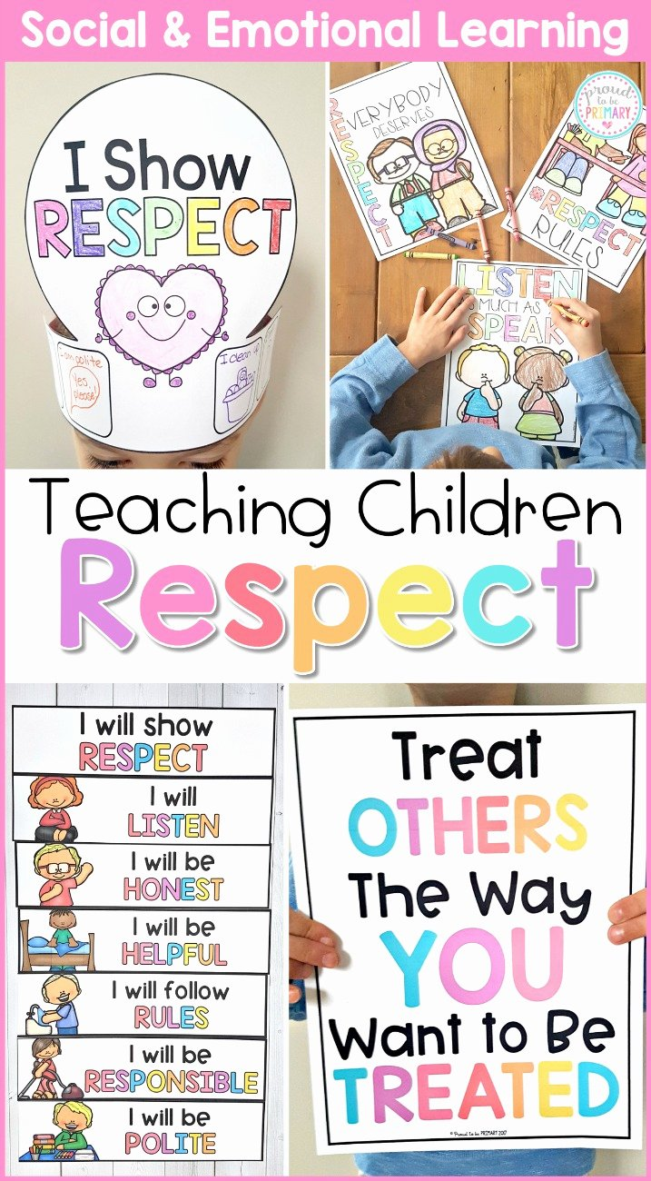 Respect Essay for Kids Elegant Teaching Respect In the Modern Classroom – Proud to Be Primary