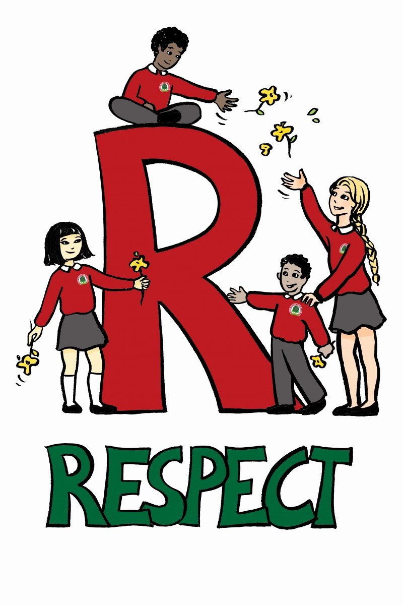Respect Essay for Kids Elegant the Banners for the School