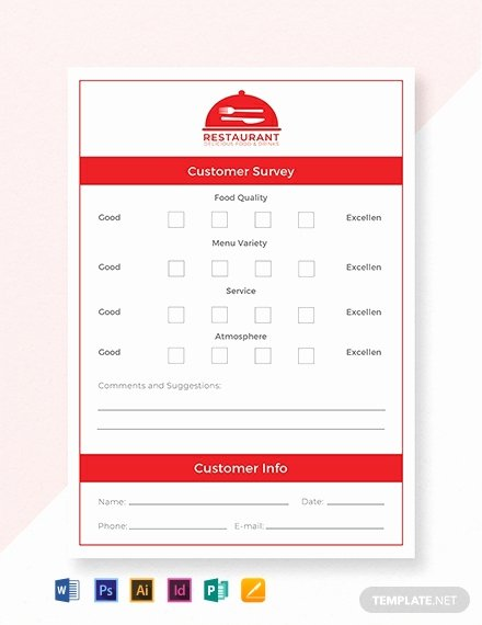 Restaurant Comment Cards Template Best Of Free Ment Card Template Download 312 Cards In Psd
