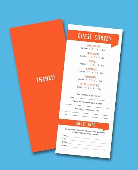 Restaurant Comment Cards Template New Pin by Pi Cool On Feedback