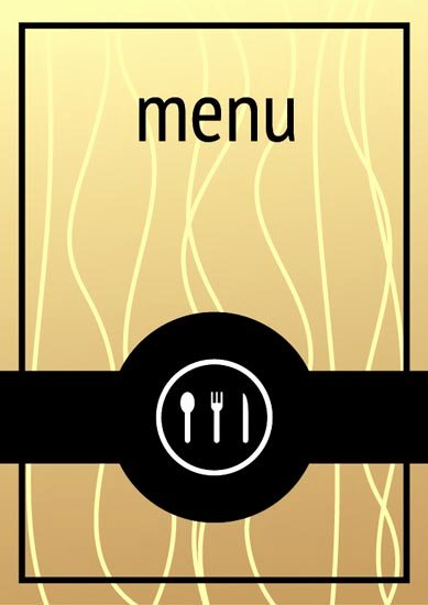 Restaurant Waiting List Template Inspirational Restaurant Menu Template Vectors